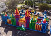 Castelo Pula Pula Gigante | BarraShopping