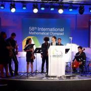 58ª Olimpíada Internacional de Matemática no hote...
