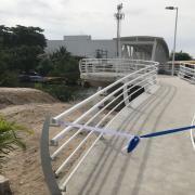 Inaugurada nesta terça a Ponte que liga o Jardim Oc...
