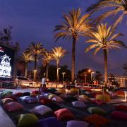 Festival de Cinema ao Ar Livre no Recreio Shopping