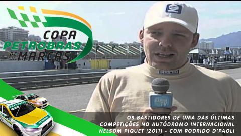 Copa Petrobras  de Marcas - Rodrigo DPaole