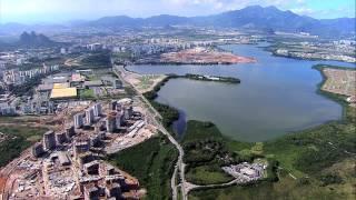 Obras de revitalização das Lagoas da Barra da Tijuca e Jacarepaguá - Alerj 2014