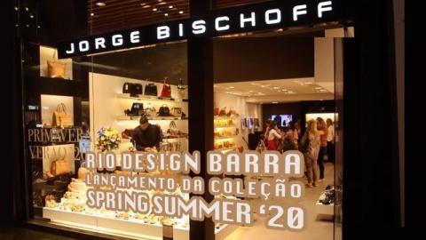 COLEÇÃO SPRING SUMMER '20 • JORGE BISCHOFF | RIODESIGN BARRA