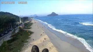 Free Paragliding Flight in Recreio RJ