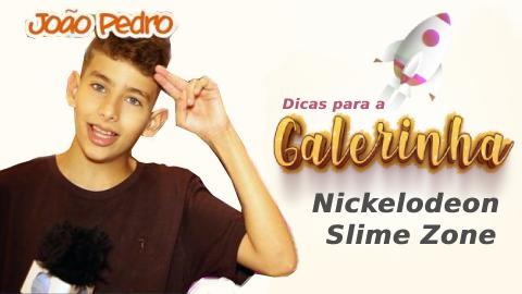 Nickelodeon Slime no RioDesign Barra | Dicas para a Galerinha