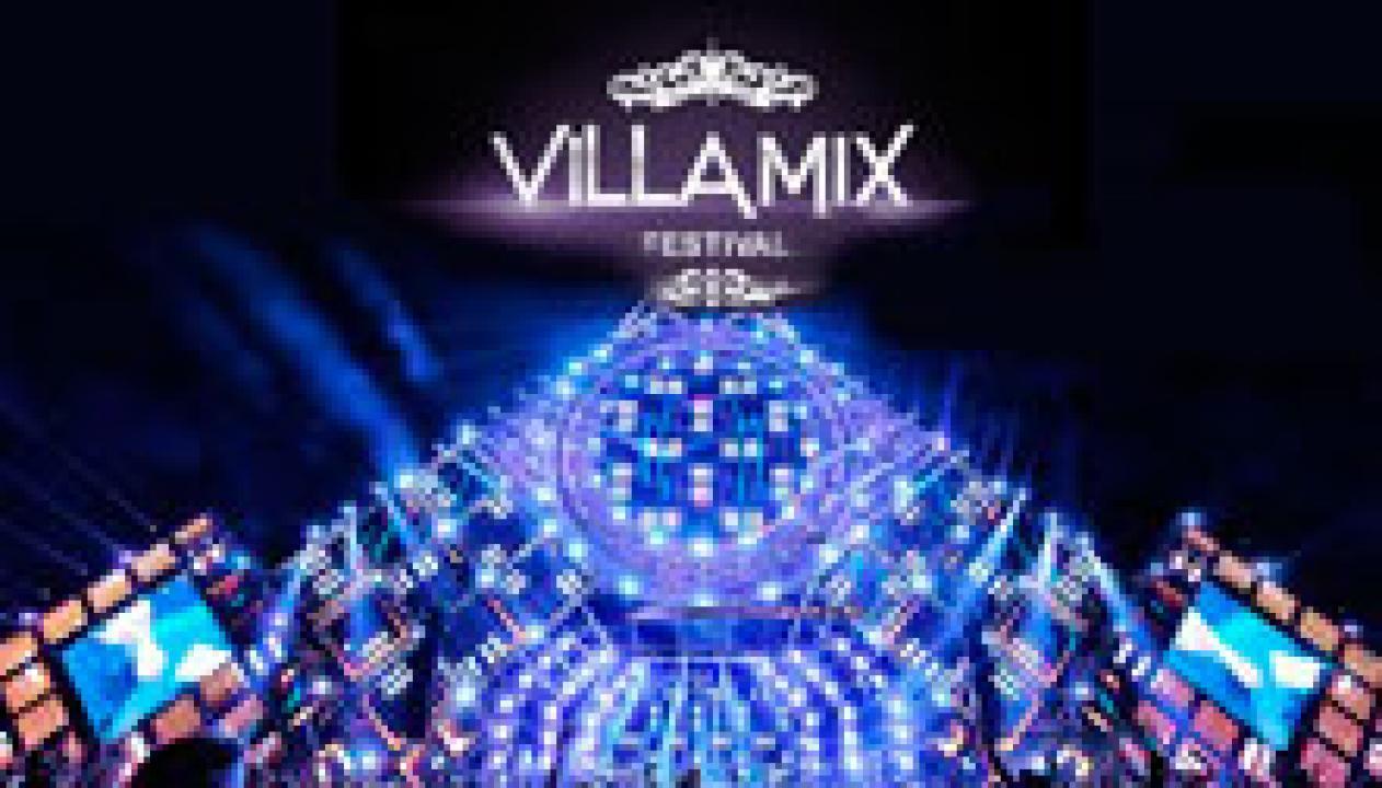 Villa Mix Festival - O evento que vai agitar a Região