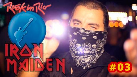 Cobertura do Festival #03 | ROCK IN RIO