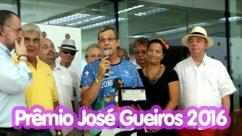 Prêmio José Gueiros - Destaques do Carnaval Barra da Tijuca 2016