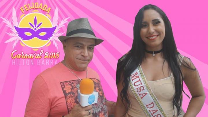 Concurso Musa do Carnaval 2018 - Hilton Barra