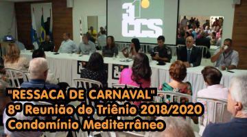 31º CCS | Reunião no Cond. Mediterrâneo