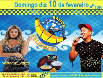 CARNAVAL 2019 | Feijoada da Banda Amigos da Barra