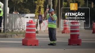 Mobilidade nos Jogos | Cidade Olímpica