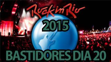 Rock In Rio 2015 - 20/09 - 02