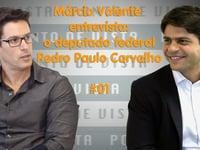 Ponto de Vista | Deputado Federal Pedro Paulo Carvalho #1
