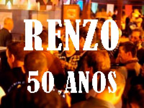Amigos do Quebrão - 50 anos de Renzo Gracie