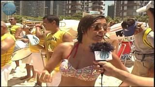 """""""Banho de mar à fantasia"""" - Carnaval 2016"""