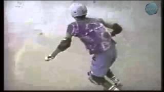 Pista de Skate do Barramares 1983