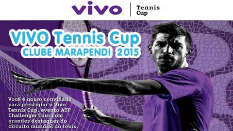 Vivo Tennis Cup - Clube Marapendi