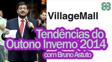 Desfile das Tendencias do Outono - Village moda - 06052014