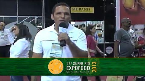 25º Super Rio EXPOFOOD - 2013