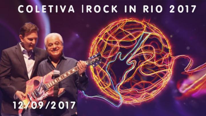 Coletiva de Imprensa do Rock in Rio 2017