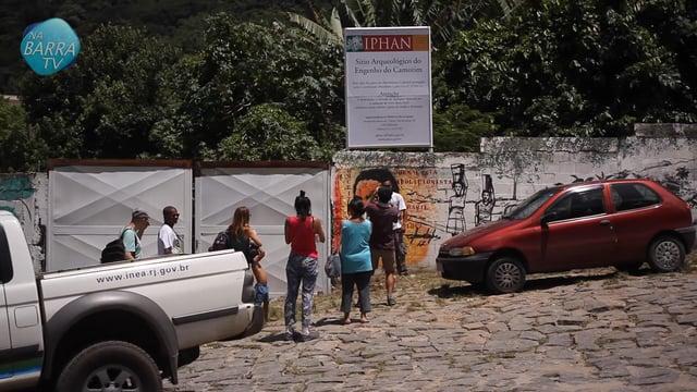 Terreno do Quilombo do Camorim foi reconhecido como sítio arqueológico pelo IPHAN