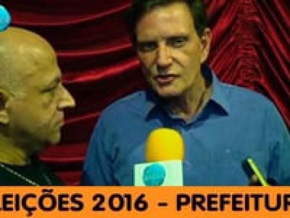 Candidatos a prefeito do Rio (segundo turno)