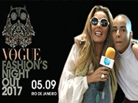 VOGUE FASHION'S NIGHT OUT 2017 - TIG