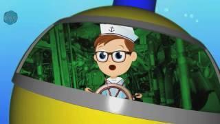 Submarino Amarelo - Turma do seu Lobato