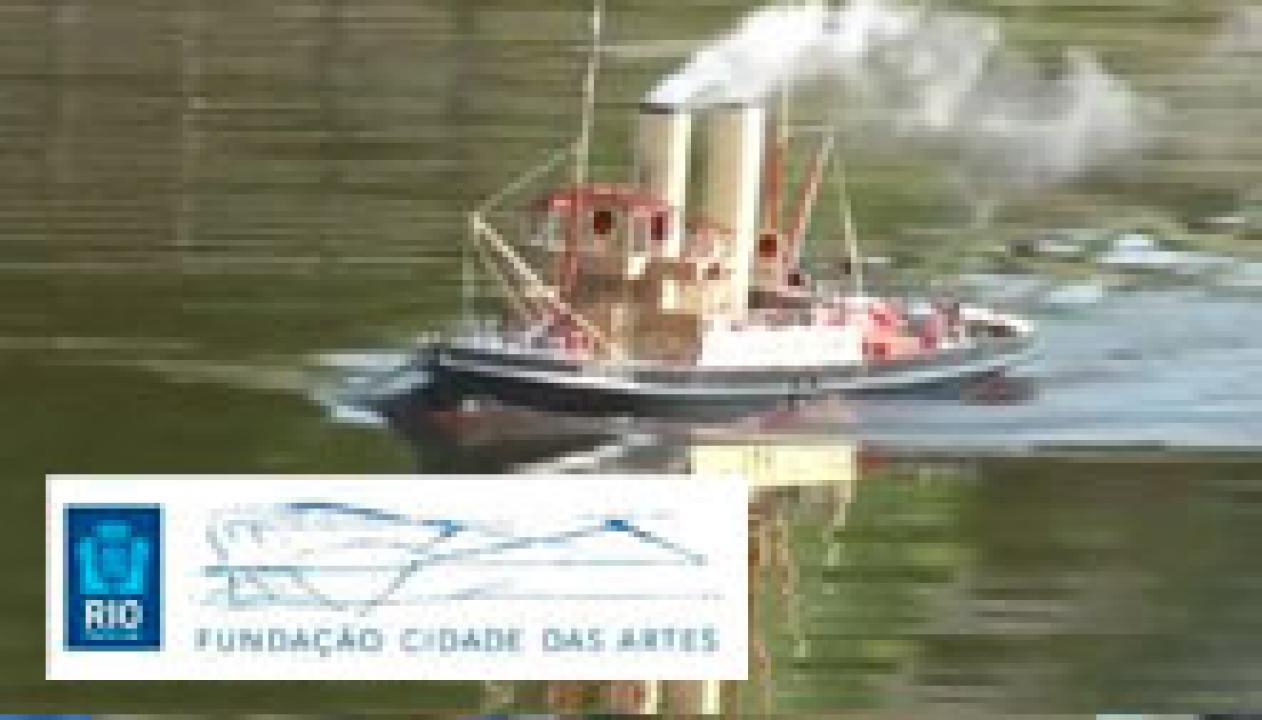 O nautimodelismo tomará conta da Cidade das Artes no próximo domingo
