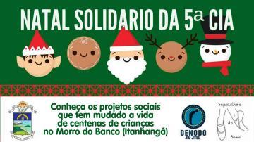 Projetos DENODO e SAPATILHAS DO BEM | Festa de Final de Ano