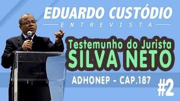 Eduardo Custódio Entrevista | Jantar da Adhonep #02