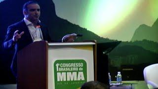 1º Congresso Brasileiro de MMA