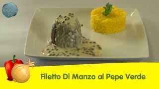 Receita de Filetto di manzo al pepe verde - Deise Muger