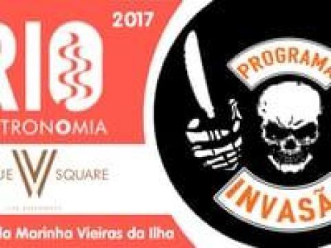 RIO GASTRONOMIA 2017 - VOGUE - Fazenda Marinha Vieiras da Ilha