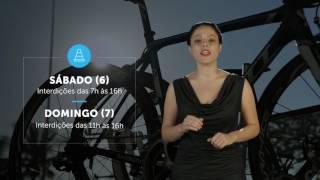 Mobilidade nos Jogos: Ciclismo de Estrada