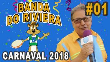 Chamada para assistir à Banda do Riviera