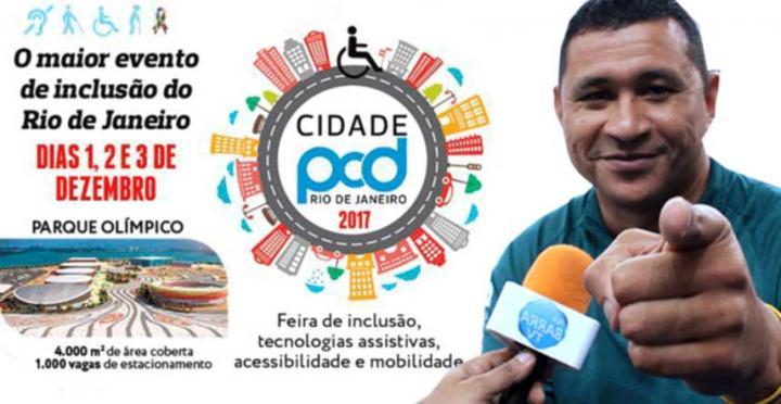 CIDADE PCD | Chamada Clodoaldo