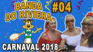 Banda do Riviera - Desfile