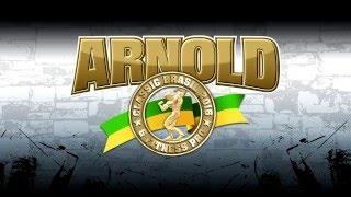 Arnold Classic Brasil Pro 2016 - Chamada