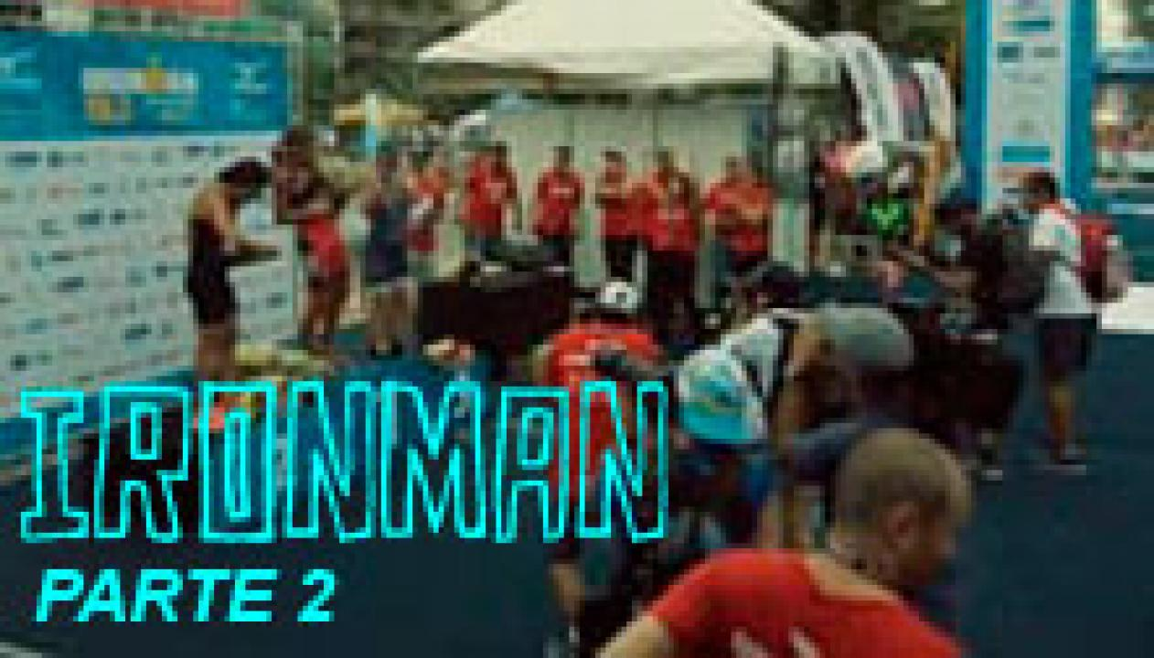 IRONMAN 70.3 - 2016 - Parte #2