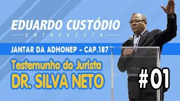 Eduardo Custódio Entrevista | Jantar da Adhonep  - Bianquini#01