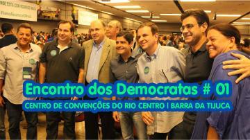 Encontro dos Democratas | # 01