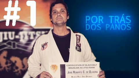 Por Trás dos Panos | com Zé Roberto #1