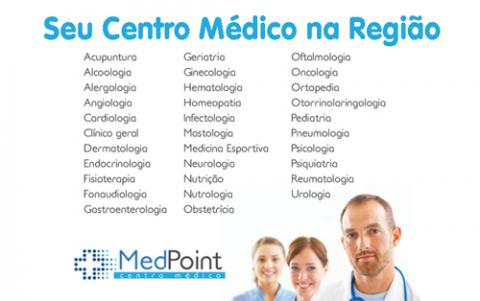Med Point - Seu Centro Médico no Recreio