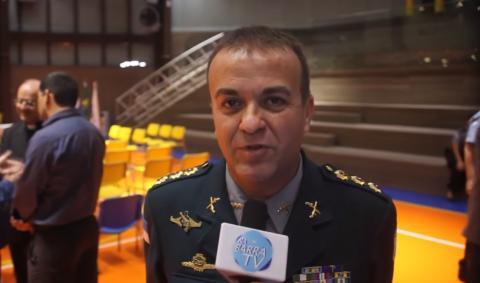 Homenagem ao Coronel Sérgio Schalioni