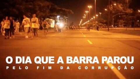 O dia em que Barra da Tijuca parou | CIDADANIA