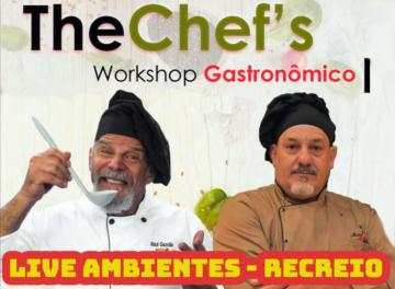 THE CHEF's Workshop Gastronômico | Parte #01