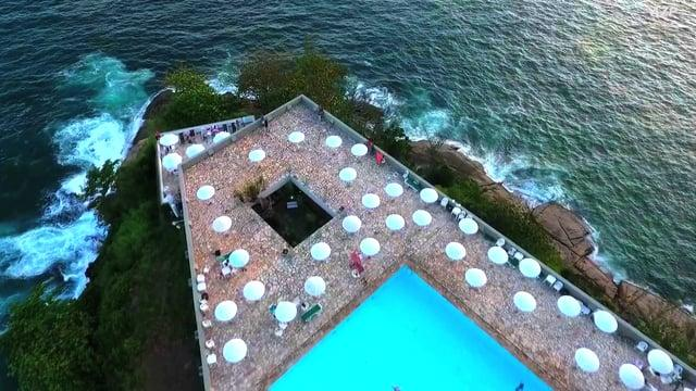 Clube Costa Brava - Imagens aéreas