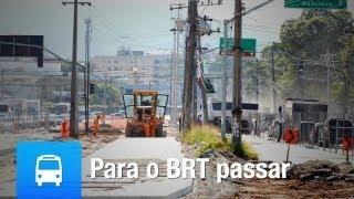 TransCarioca reurbaniza avenidas na Zona Oeste | Cidade Olímpica